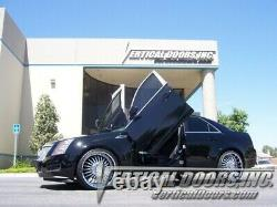Vertical Doors Vertical Lambo Door Kit For Cadillac CTS 2008-13 -VDCCADCTS0810