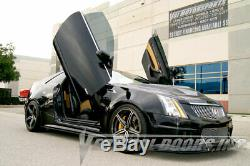 Vertical Doors Vertical Lambo Door Kit For Cadillac CTS 2008-14 2DR