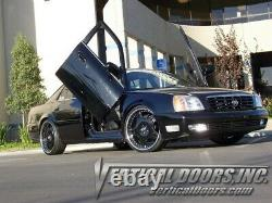 Vertical Doors Vertical Lambo Door Kit For Cadillac Deville 2000-05