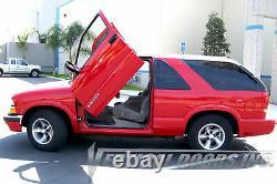 Vertical Doors Vertical Lambo Door Kit For Chevrolet Blazer 1995-05