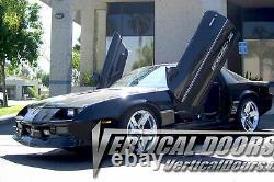 Vertical Doors Vertical Lambo Door Kit For Chevrolet Camaro 1982-92