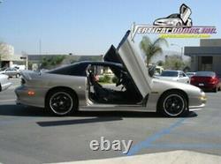 Vertical Doors Vertical Lambo Door Kit For Chevrolet Camaro 1998-02
