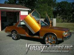 Vertical Doors Vertical Lambo Door Kit For Chevrolet Caprice 1977-90