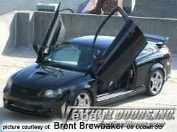 Vertical Doors Vertical Lambo Door Kit For Chevrolet Cobalt 2004-12
