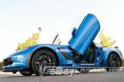 Vertical Doors Vertical Lambo Door Kit For Chevrolet Corvette C7 2014-16