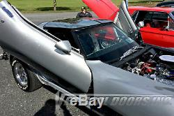 Vertical Doors Vertical Lambo Door Kit For Chevrolet Corvette C-3 1968-82