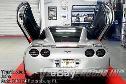 Vertical Doors Vertical Lambo Door Kit For Chevrolet Corvette C-6 2005-13
