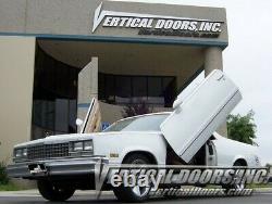 Vertical Doors Vertical Lambo Door Kit For Chevrolet El Camino 1978-87