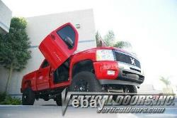 Vertical Doors Vertical Lambo Door Kit For Chevrolet Silverado 2007-14