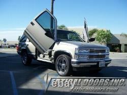 Vertical Doors Vertical Lambo Door Kit For Chevrolet Tahoe 2000-06