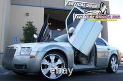 Vertical Doors Vertical Lambo Door Kit For Chrysler 300 2004-10 -VDCCRY3000410