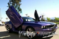 Vertical Doors Vertical Lambo Door Kit For Dodge Challenger 2009-16