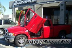 Vertical Doors Vertical Lambo Door Kit For Dodge Ram 2002-2008 VDCDRAM0208