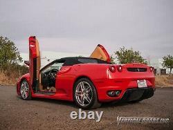 Vertical Doors Vertical Lambo Door Kit For Ferrari F430 2004-09 -VDCFE4300409