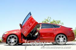Vertical Doors Vertical Lambo Door Kit For Ford Fusion 2013-19 -VDCFFUS13