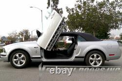 Vertical Doors Vertical Lambo Door Kit For Ford Mustang 2005-10 -VDCFM0510