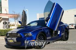 Vertical Doors Vertical Lambo Door Kit For Ford Mustang 2011-14 -VDCFM11