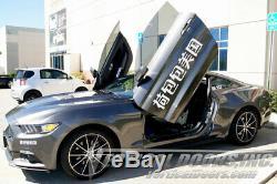 Vertical Doors Vertical Lambo Door Kit For Ford Mustang 2015-2019 -VDCFM15