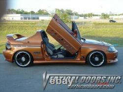 Vertical Doors Vertical Lambo Door Kit For Honda Del Sol 1993-97