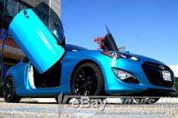 Vertical Doors Vertical Lambo Door Kit For Hyundai Genesis 2009-15 Coupe