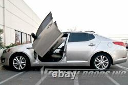 Vertical Doors Vertical Lambo Door Kit For Kia Optima 2011-2015 -VDCKIAOPT1115