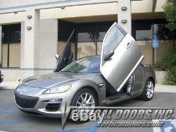 Vertical Doors Vertical Lambo Door Kit For Mazda RX8 2004-08 -VDCMAZRX80408