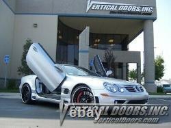 Vertical Doors Vertical Lambo Door Kit For Mercedes SL 2003-10 -VDCMERSL0310