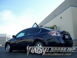 Vertical Doors Vertical Lambo Door Kit For Nissan Altima 2007-12 -VDCNALT07