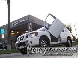 Vertical Doors Vertical Lambo Door Kit For Nissan Armada 2003-15 -VDCNARM04