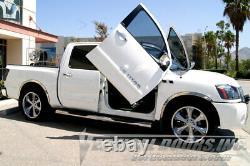 Vertical Doors Vertical Lambo Door Kit For Nissan Titan 2003-15 -VDCNTITAN0507