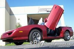 Vertical Doors Vertical Lambo Door Kit For Pontiac Firebird / Trans Am 1982-92