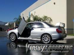 Vertical Doors Vertical Lambo Door Kit For Subaru Impreza/ WRX /STI 2001-07