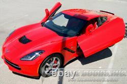 Vertical Doors Vertical ZLR Door Kit For Chevrolet Corvette C7 2014 2019